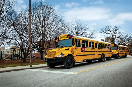 maus school bus